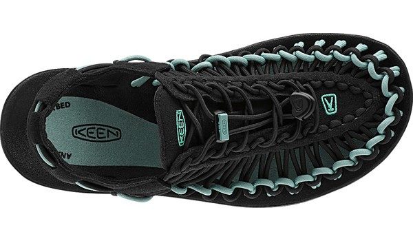 Uneek Women, Black/Mineral Blue 6