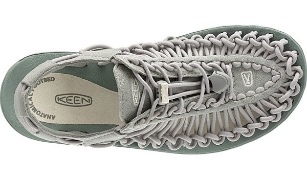 Uneek Women, Neutral Grey/Vapor 6