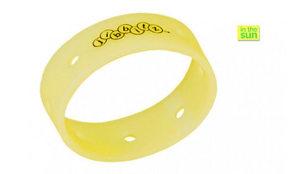 Chameleons Wristband Krubick, Yellow 2