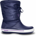 Nautical Navy/Neon Purple 1