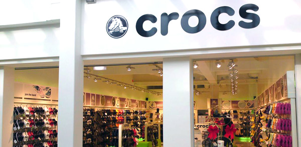 Crocs Shop im Center Haid