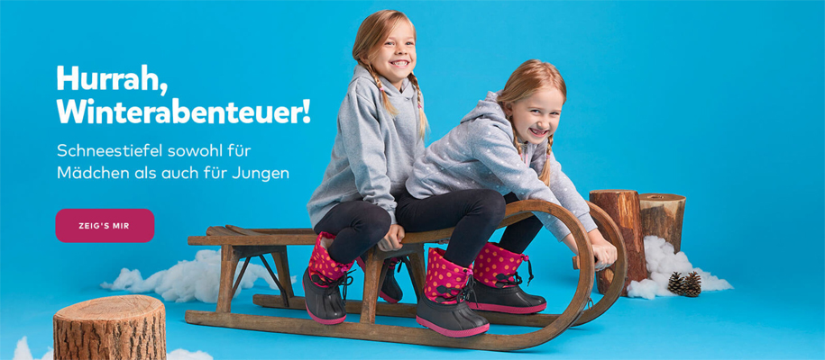...zum Kids Bergy Winterstiefel